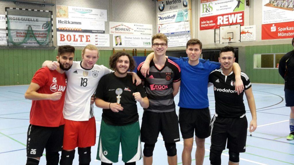 Volleyball 3. Platz