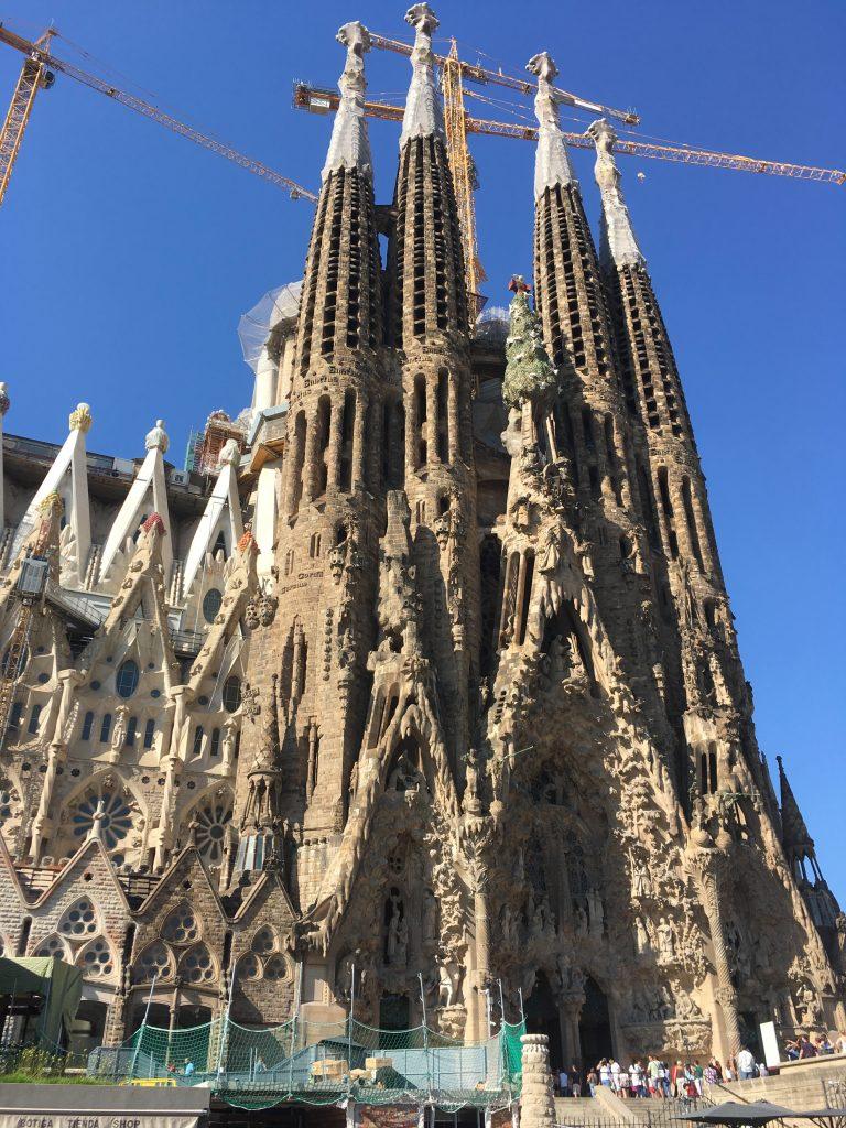 Bild 6 Sagrada Familia
