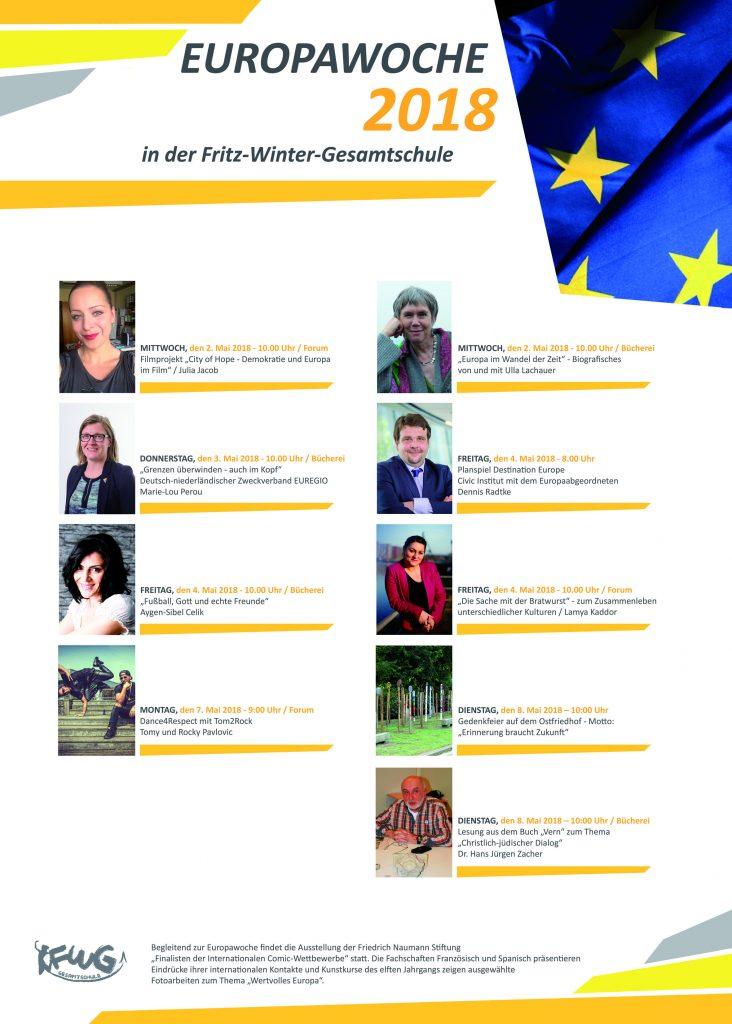 PosterEuropawochenetz